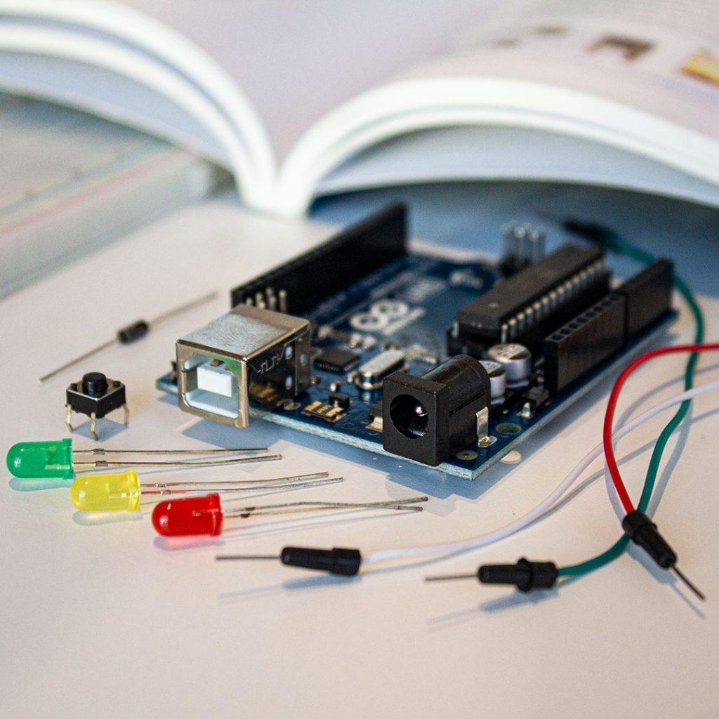 Arduino-zintuigen