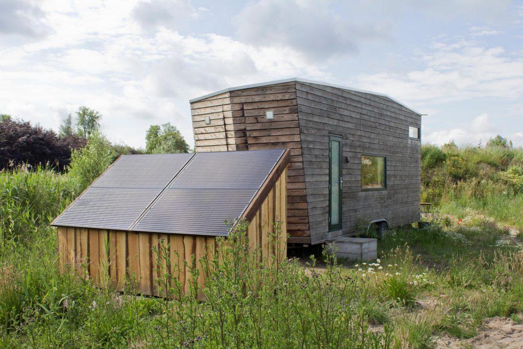 zonne-energie-berging